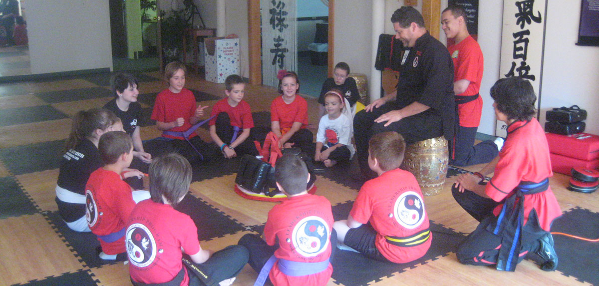 United Martial Arts Center Kids class